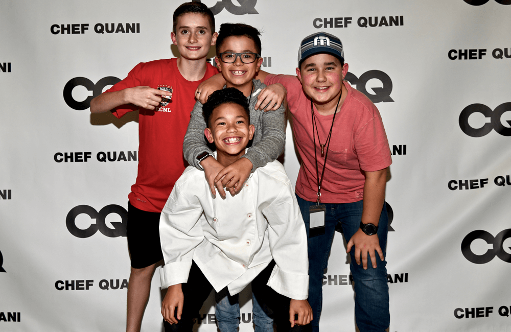 Junior Chef Quani, Masterchef Junior Season Six on Fox, Quani, Quani's Baked Goods