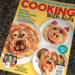 Cooking with Kids Magazine – Quani's Fave Recipe: Habañero Peach Chicken